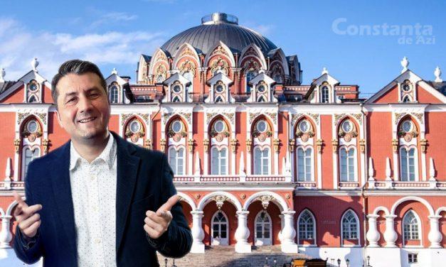 Imagini în exclusivitate. Făgădău a reconstruit Cazinoul, dar îl ține ascuns până la alegeri