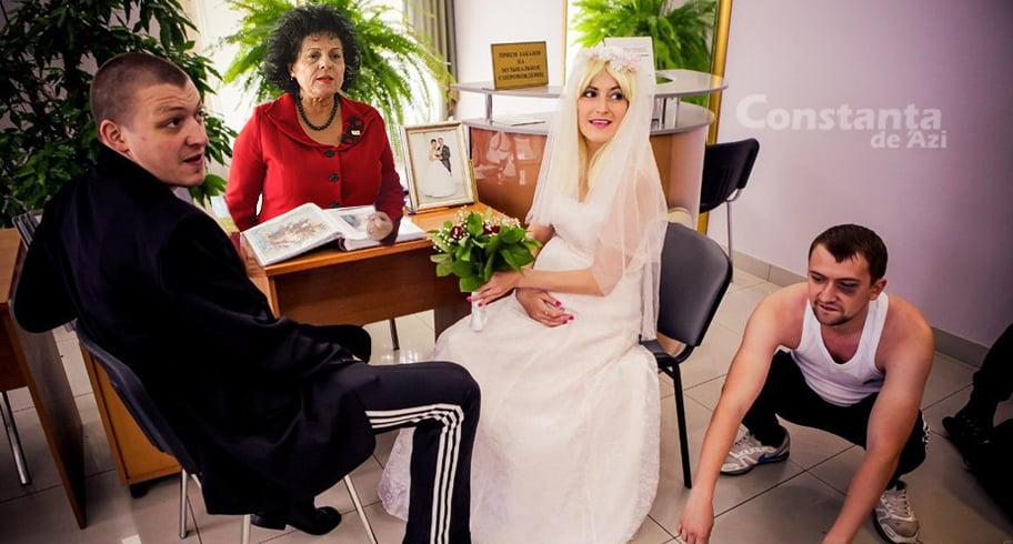 De Valentine's Day, Mariana Gâju va căsători cu forța cinci cupluri cumpănene