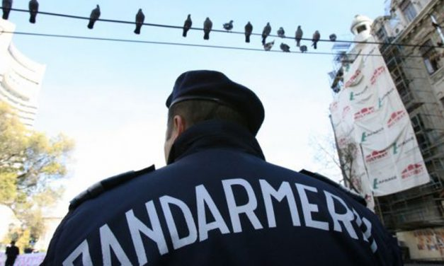 Un jandarm și-a bătut soția chiar de Dragobete. Femeia a obținut ordin de restricție