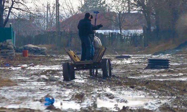 Comuna Gârliciu din Constanța, scăldată în noroaiele scumpe ale Programului Național de Dezvoltare Locală