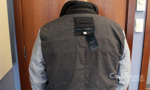 Pițiponc de Constanța poartă hainele pe dos ca să i se vadă etichetele ZARA