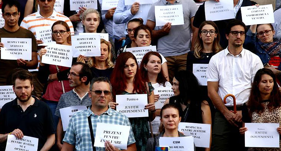 Procurorii constănțeni anunță proteste. Parchetul Judecătoriei deja și-a suspendat activitatea pentru 3 zile