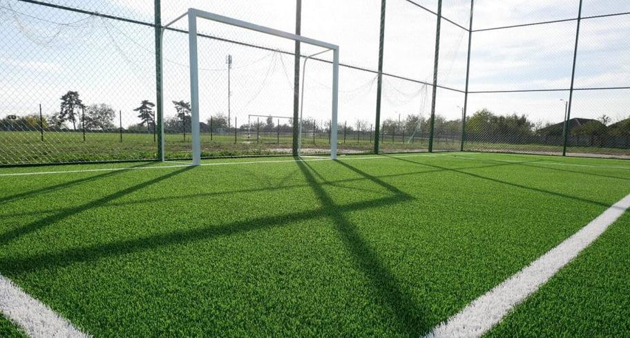 Comuna Lumina va avea două terenuri de sport moderne şi un nou parc cu locuri de joacă