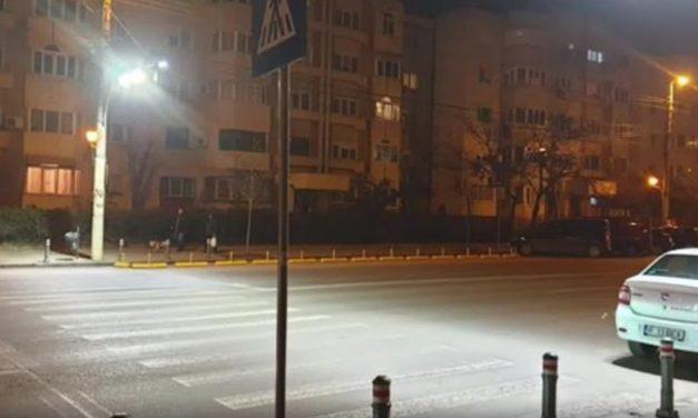 Marele proiect al Primăriei Constanța: să ilumineze trecerile de pietoni. Așteptăm alte inovații precum: măturatul trotuarelor sau tăierea ierbii
