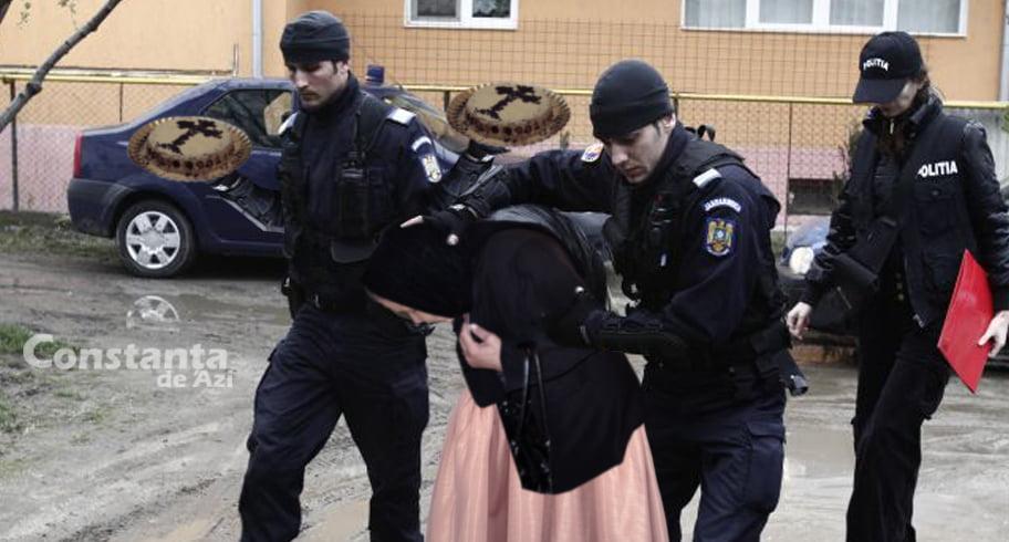 Babă din Constanța, arestată pentru fabricare și vânzare ilegală de colivă