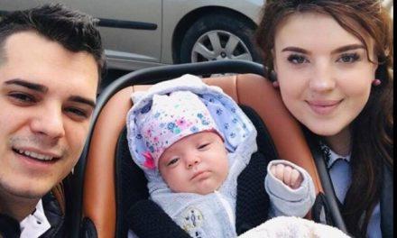 Sara Maria, fetița de 6 luni a unui militar de pe Fregata Regina Maria, are nevoie de ajutor!