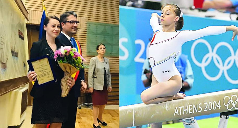 Campioana Daniela Sofronie a primit oficial titlul de cetățean de onoare al Constanței