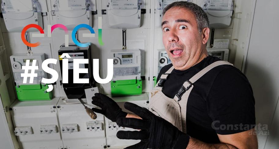 ENEL Constanța se alătură campaniei #ȘÎEU. Pe 15 martie, taie curentul 15 ore