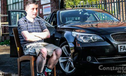 """Făgădău lansează ghidul: """"Nu fi prost pe OLX, ia-ți de-a moca BMW X!"""""""
