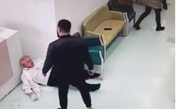 """VIDEO. Medic ginecolog bătut de soțul unei paciente chiar în spital. """"Nu este teamă, ci revoltă"""""""