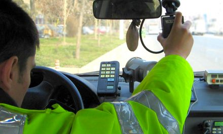 A fost votată legea ce interzice Poliției Rutiere să ascundă radarele