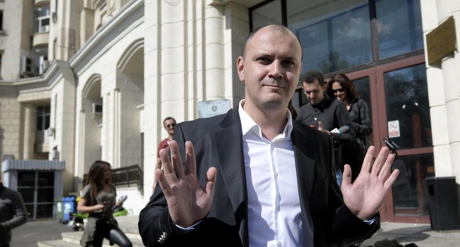 Aproape 500 de reclamaţii, primite de CNA după ce Sebastian Ghiţă i-a amenințat cu bătaia pe protestatari