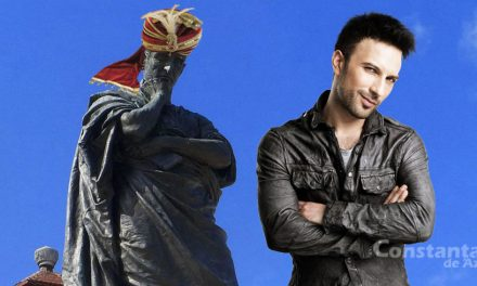 Sugiuc! Din 2020, imnul oficial al Constanței va fi piesa lui Tarkan, Șikidîm