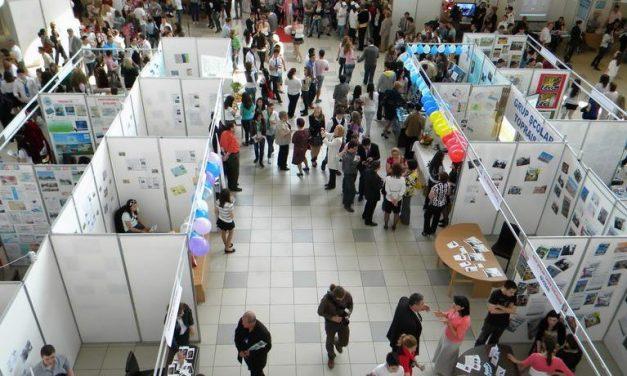 Târgul ofertelor educaționale din Constanța, la Pavilionul Expozițional