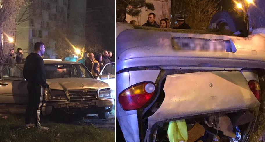 Din gelozie, a intrat intenționat în mașina condusă de fostul iubit al prietenei. Cauza accidentului din Mamaia