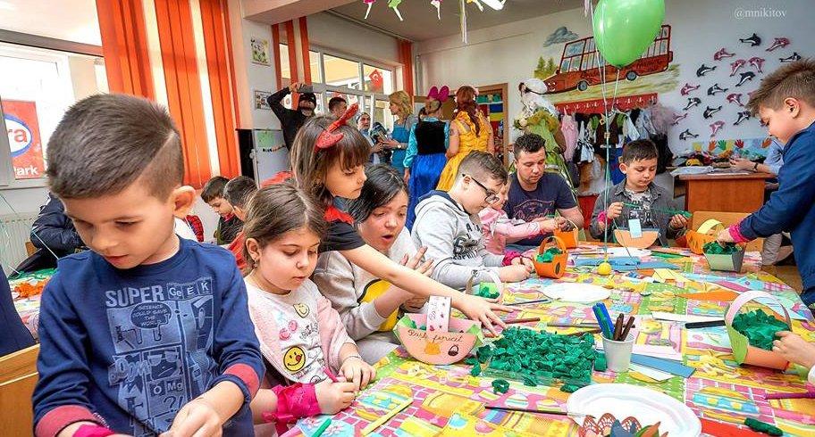 Eveniment pentru cei mici, cu scop umanitar. Atelierul Zânelor, ediția de Paște