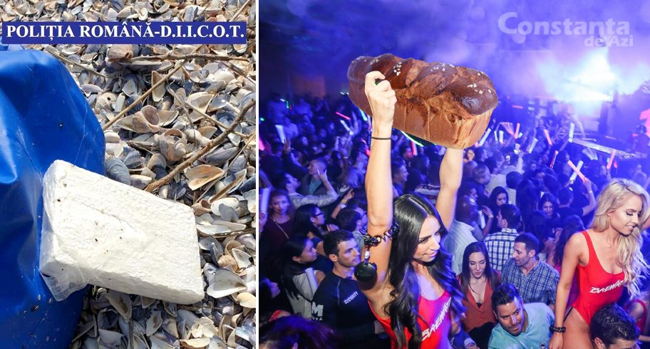 De Înviere, în cluburile din Constanța se va servi cozonac făcut cu făină găsită pe plajă