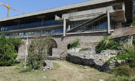 Nicio firmă interesată. Licitația pentru restaurarea Edificiului Roman cu Mozaic, anulată