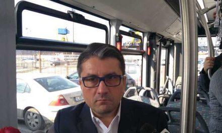 Făgădău merge la serviciu cu autobuzele lui, dar cu un 48 a mers vreodată?