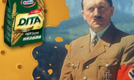 Biscuiți românești și Hitler. Cum își face reclamă pe Facebook producătorul Ro Star