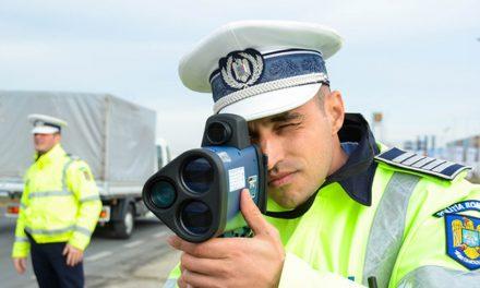 Atenție, șoferi! Timp de trei zile, Poliția Rutieră scoate toate radarele pe șosele