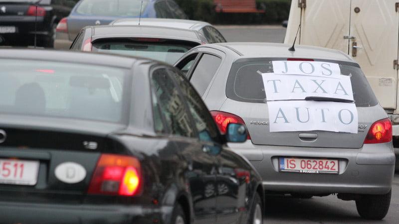 Ultimatum pentru ANAF. Până la finalul lunii mai trebuie să restituie taxele auto. Teodorovici amenință cu demiteri