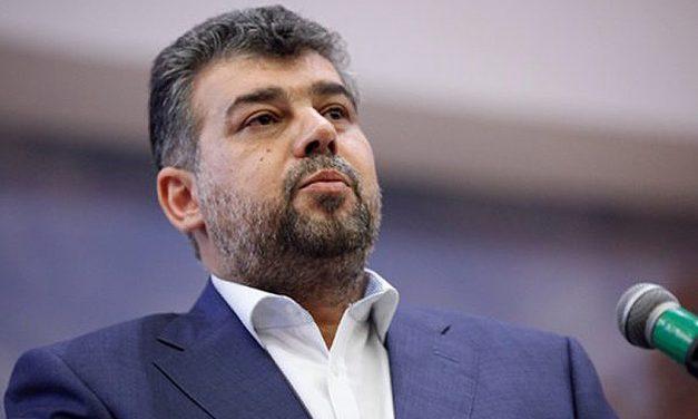 PSD a pus președinte la Camera Deputaților. Marcel Ciolacu, instalat cu susținerea ALDE