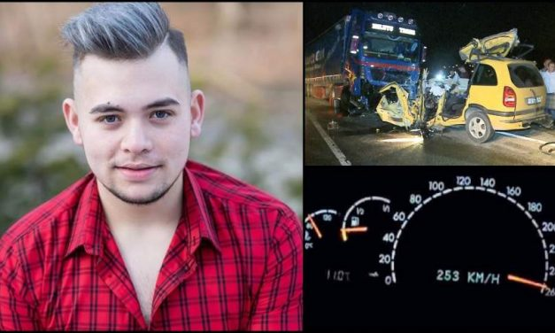 """""""Dacă viteza mă va omorî într-o zi, să nu plângi, căci eu zâmbeam"""". Mesajul unui tânăr, înainte să moară la 140km/h"""