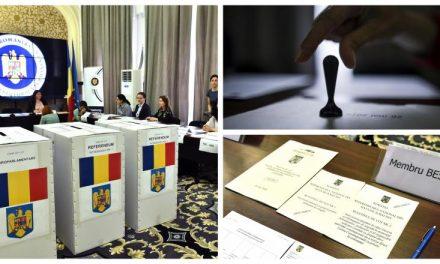 PSD este în corzi! Referendumul pentru Justiție este VALID. La ora 17 s-a atins pragul minim de prezență