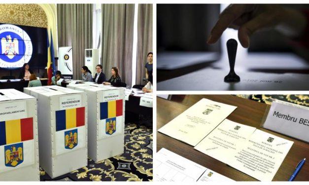 BEC / Primele rezultate oficiale: PNL – 29,43%, PSD – 28,51%, USR-PLUS – 11,5%