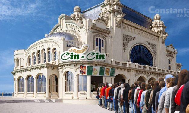 Șaormeria Cin-Cin se va muta într-o nouă clădire, mai frumoasă și cu vad mai bun