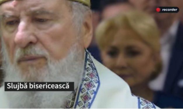 VIDEO. Când popii se dezic de Dumnezeu și pupă icoana PSD