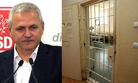 Meniul lui Liviu Dragnea în prima zi la Rahova. Stă în celula învecinată cu cea a lui Mazăre