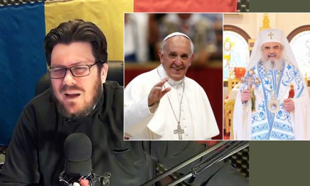 """Eugen Tănăsescu îl compară pe Patriarhul Daniel cu Papa. """"Va trebui și BOR să-și facă propriul stat"""""""