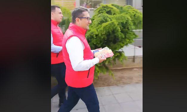 VIDEO. Constănțean către Făgădău: Vine Mazăre, să-i pui din nou în pahare! Am ajuns un Vaslui cu gârlă!