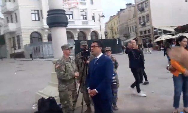 """VIDEO. Făgădău huiduit la festivitățile de Ziua Constanței: """"La pușcărie! Cu prietenul tău Mazăre!"""""""
