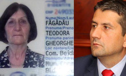 Mama primarului Decebal Făgădău, prinsă la urnă cu mai multe buletine de vot ștampilate