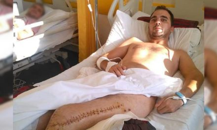"""Cazul incredibil al unui militar rănit. A fost infectat cu o bacterie în spital, iar medicii """"i-au pus mâna invers"""""""
