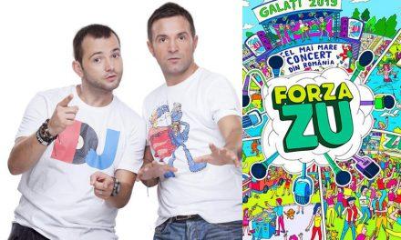 PSD și ALDE, acuzate că își vor face campanie în cadrul concertului Forza ZU de la Galați
