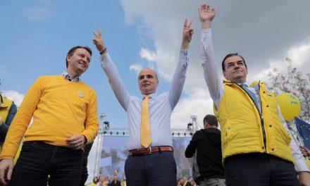 PNL redevine principala forță politică a României, ALDE nu trece pragul electoral