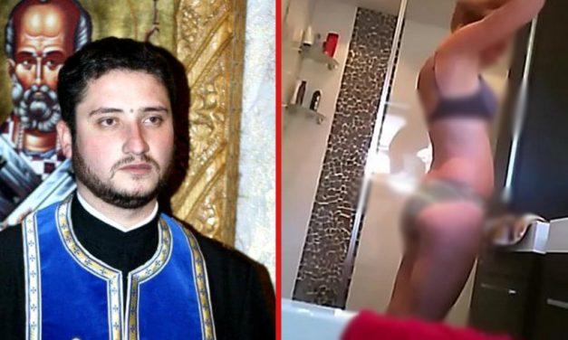 Preot din Constanța, cercetat pentru pornografie infantilă. Acuzat de soție că și-a filmat cumnata minoră în baie