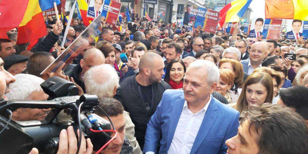Unui medic care se întorcea acasă după o gardă de 24 de ore i s-a  interzis accesul în oraș din cauza mitingului PSD
