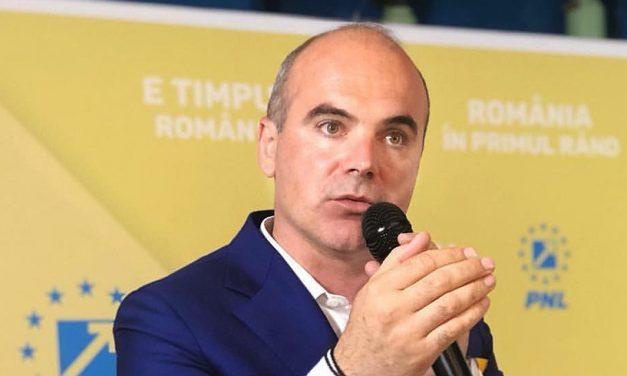 Rareș Bogdan: Suntem în preajma unui eveniment rar, cu valoarea diamantului: renașterea unei națiuni