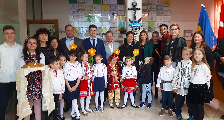 Școala Gimnazială Nr. 37 din Constanța, colaborare internațională cu o școală din Istanbul