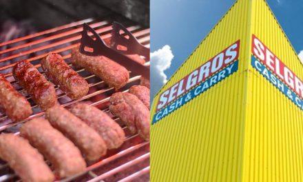 Selgros prezintă scuze că a omis să pună și carne în micii pentru minivacanța de Paște-1 Mai