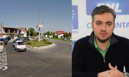 Autoritățile locale și naționale vor colabora pentru realizarea unui sens giratoriu la intersecția DN 22 cu DJ 226, în Lumina