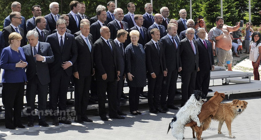 Cum ar fi fost dacă Summitul European s-ar fi desfășurat la Constanța