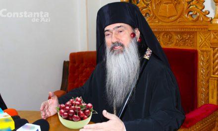 Suflet mare. Arhiepiscopul ÎPS Teodosie va dona 15 cireșe către un azil de bătrâni!