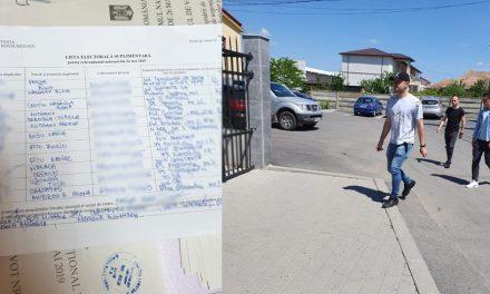Turism electoral la Kogălniceanu. Președintele CJ, Horia Țuțuianu aduce constănțeni și năvodăreni ca să umple listele suplimentare