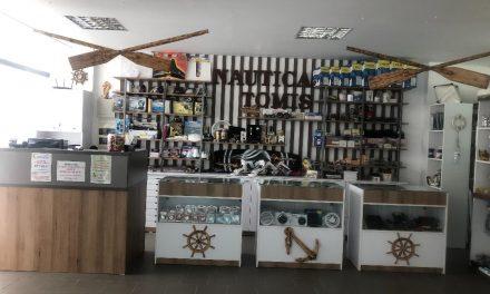 Tot ce ai nevoie pentru barca ta, într-un singur magazin, în Portul Tomis